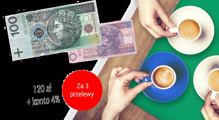 Konto Godne polecenia w promocji bankowej BZ WBK